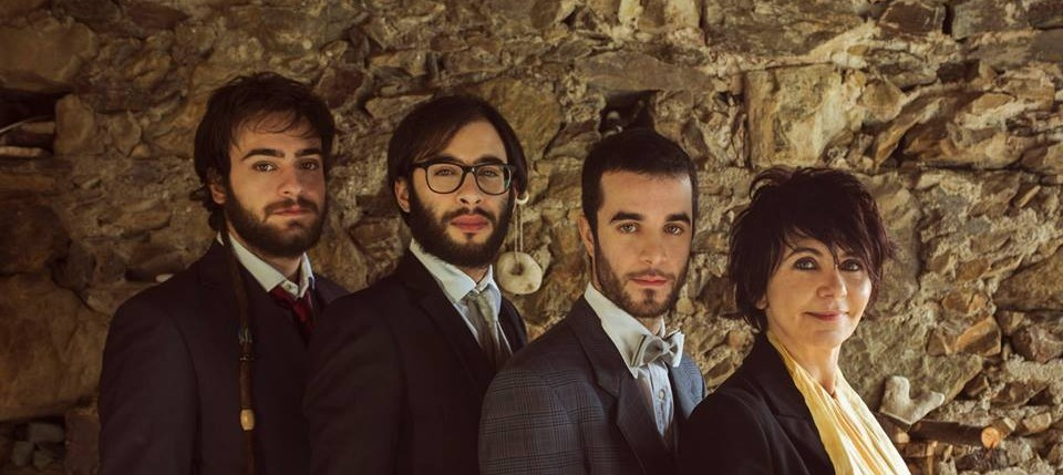 I Turi Mangano Orchestra (T.M.O) e il loro Naturale Ep