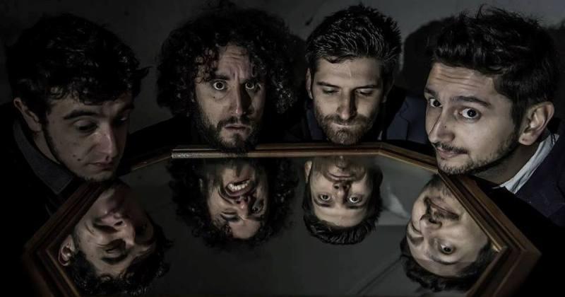 Kamera Kubica! Indie rock da Vicenza.