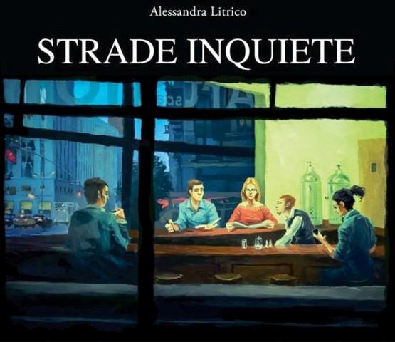 """Alessandra Litrico e il suo romanzo """"Strade Inquiete"""""""