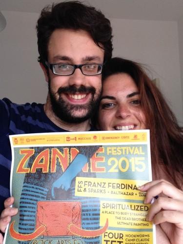 Zanne Festival, quattro giorni indimenticabili!