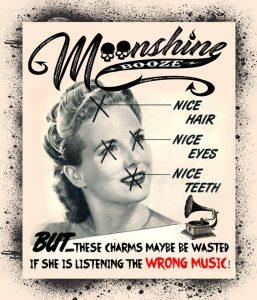 Moonshine Booze - 1