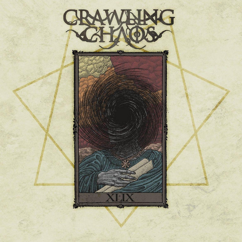 "alt=""crawling chaos cover album xlix"""