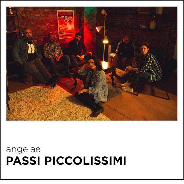 """alt=""""copertina album Angelae passi piccolissimi"""