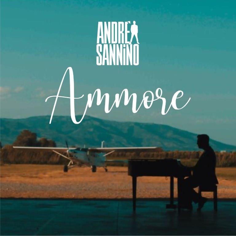 """alt=""""Copertina Ammore di Andrea Sannino""""/"""
