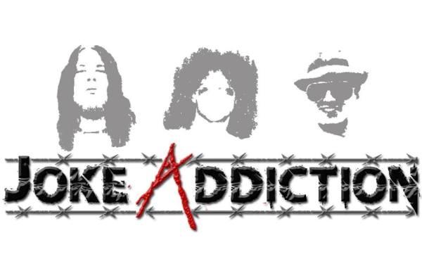 Joke addiction, heavy rock ed umiltà!